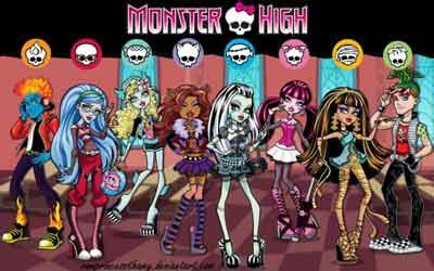 Monster high testo traduzione sigla testi musica